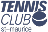 Logo Tennis Club Saint Maurice, St. Maurice, St.-Maurice, TCSM